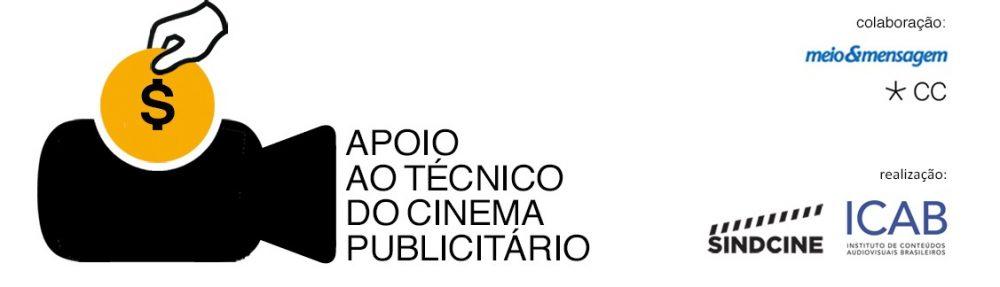 Apoio Ao Técnico de Cinema Publicitário