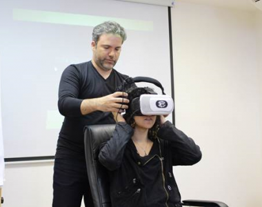 Lecture on Augmented and Virtual Reality